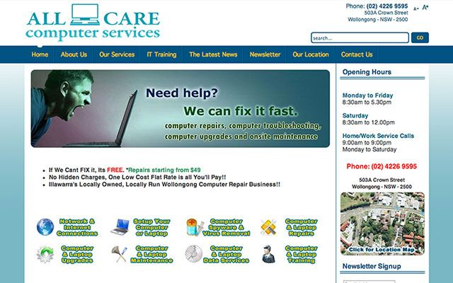 All Care Computer Services