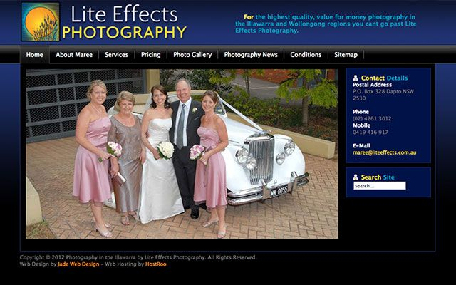 Lite Effects Photography