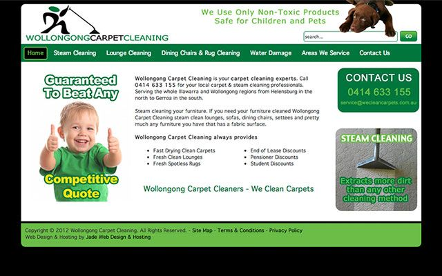 Wollongong Carpet Cleaning